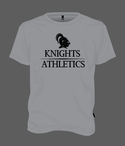 Knights Athletics - Grey