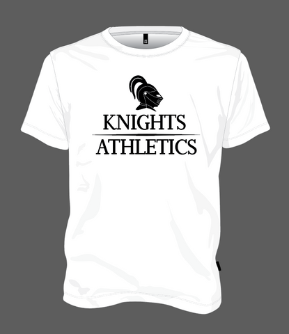 Knights Athletics - White
