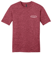Rehab Source For Kids - Heathered Red T-shirt