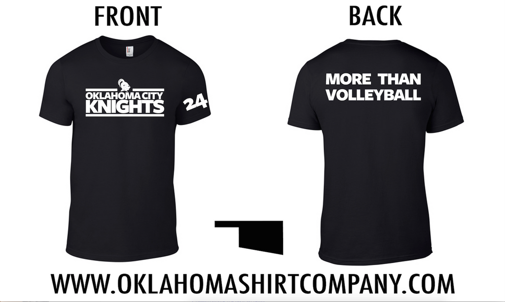 OKC Knights More Than Volleyball