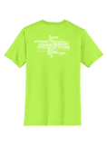 RS Values - Lime Shock T-shirt