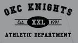OKC Knights Athletic Dept. - Jade