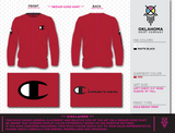 Cimarron Middle School Long Sleeve Youth