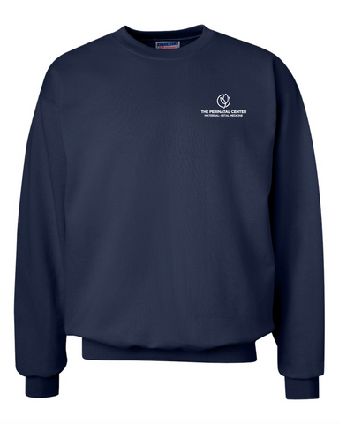Perinatal Center Sweatshirt - Navy