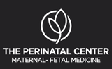 Perinatal Center 1/4-Zip Sweatshirt - Black