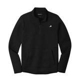 OKCPS Embroidered 1/4 Zip Pullover