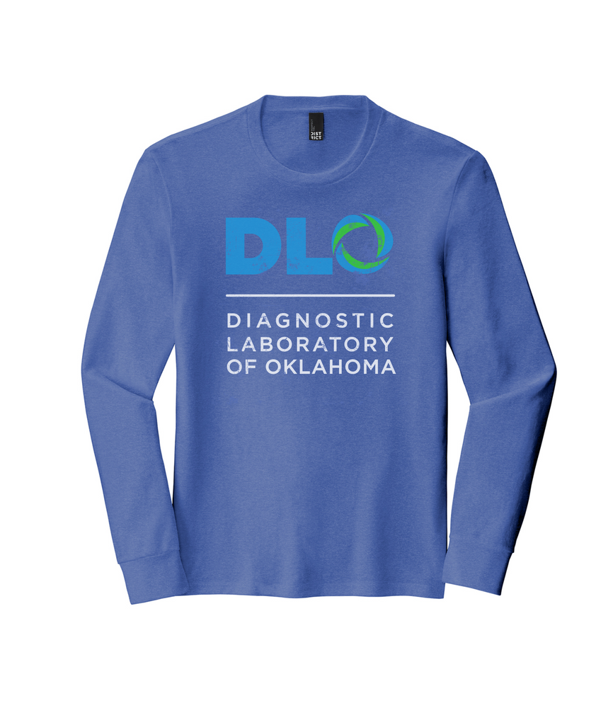 DLO Long Sleeve - Royal