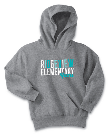 Ridgeview Elementary - Youth Hoodie