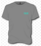 Rise Volleyball Short Sleeve - Grey Frost