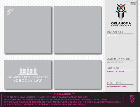 OCU School of Law - Modern Blanket