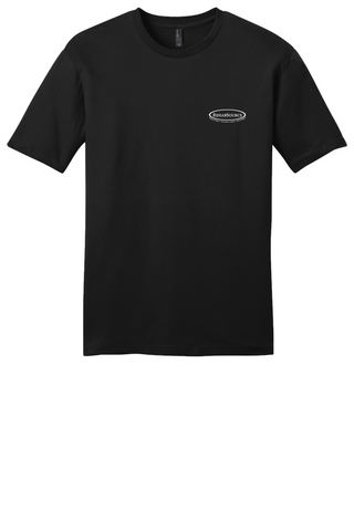 Rehab Source - Black T-shirt - Logo Only