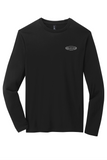 Rehab Source - Black Long Sleeve - Logo Only