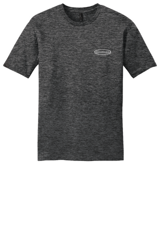 Rehab Source - Heather Charcoal T-shirt - Logo Only