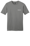Rehab Source - Grey T-shirt - Logo Only