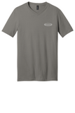 Rehab Source - Grey V-neck