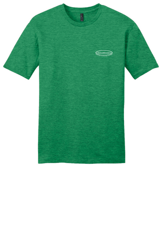 Rehab Source - Heathered Kelly T-shirt - Logo Only