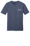 Rehab Source For Kids - Heathered Navy T-shirt