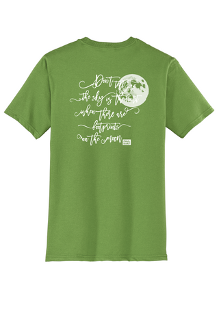 Rehab Source - Kiwi Green T-shirt