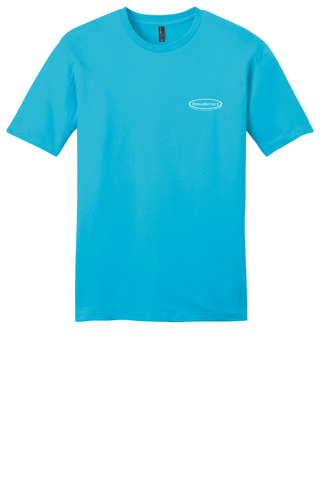 Rehab Source - Light Turquoise T-Shirt - Logo Only