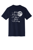 Rehab Source - New Navy V-neck