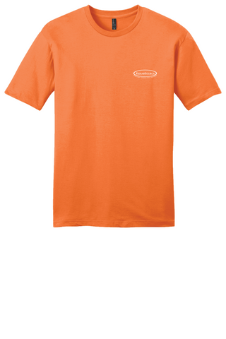 Rehab Source - Orange T-shirt - Logo Only