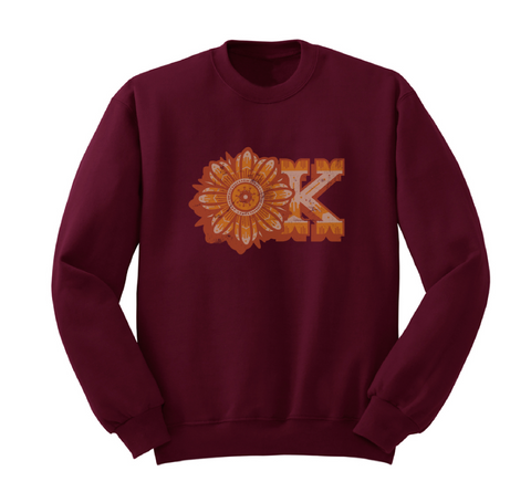 SWEATSHIRT-APR18-OK Wildflower