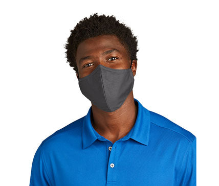 Port Authority® Woven Face Mask by Oklahoma Shirt Company