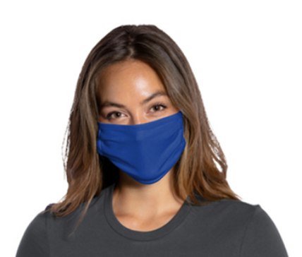 Port Authority Cotton Knit Face Mask by Oklahoma Shirt Company