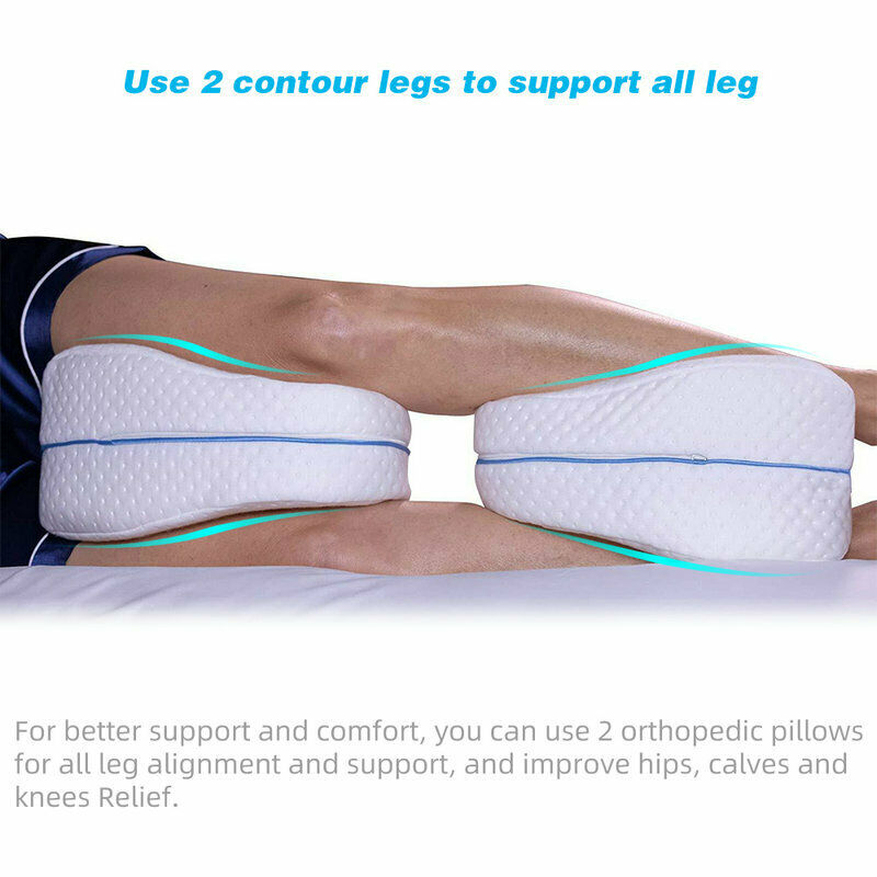 Bubble™ Orthopedic Leg Pillow