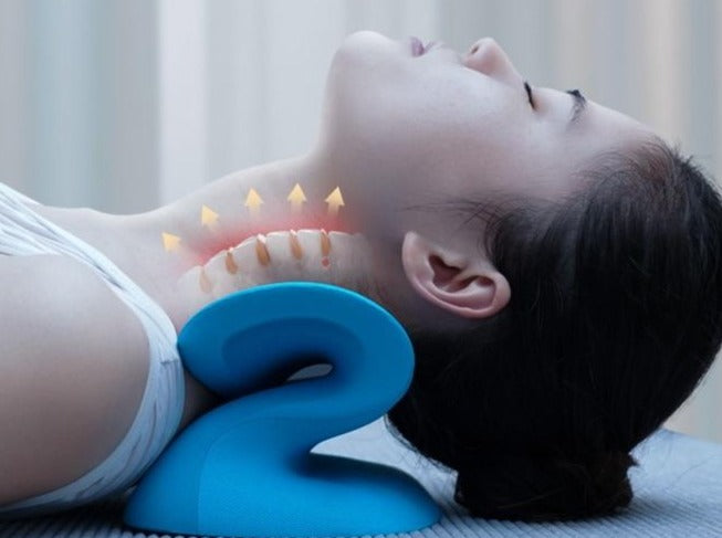 S-rest™ neck therapy