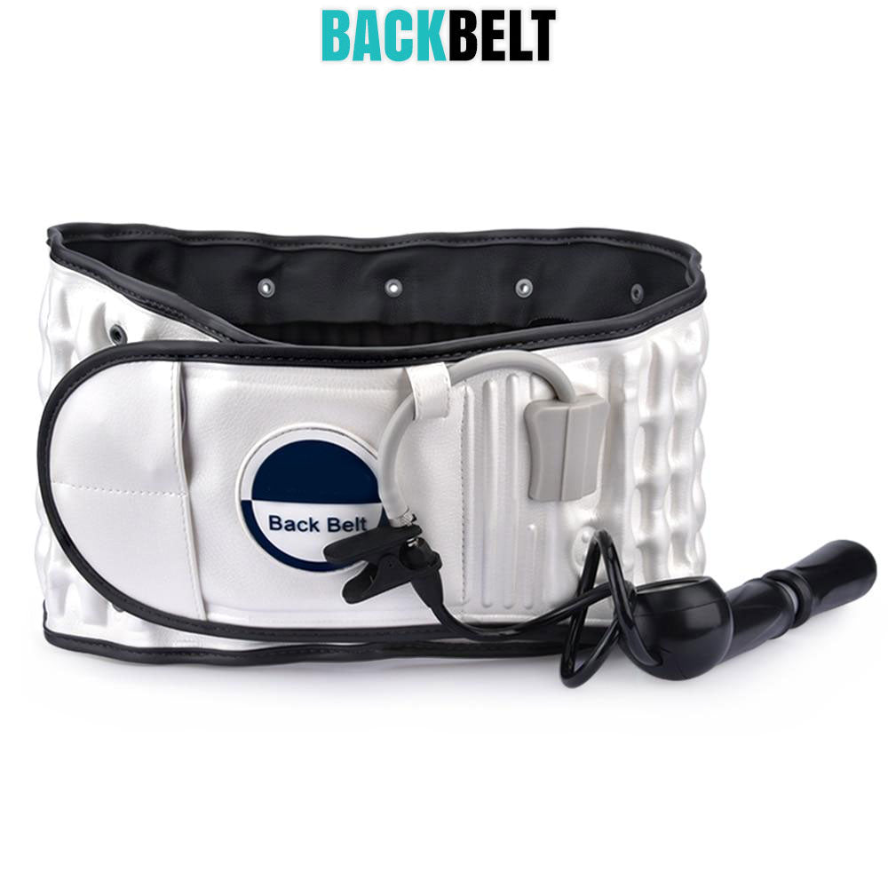 Lumbar Decompression BACKBELT™- MrSleeper  - white