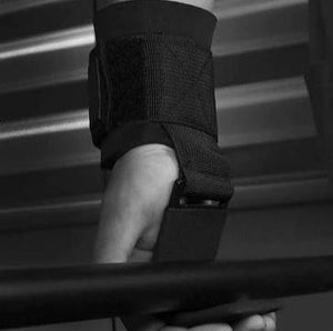 EASYLIFT™ WEIGHT LIFTING HOOKS GRIPS WITH WRIST WRAPS & STRAPS (PAIR)-Buy 2 Free Shipping