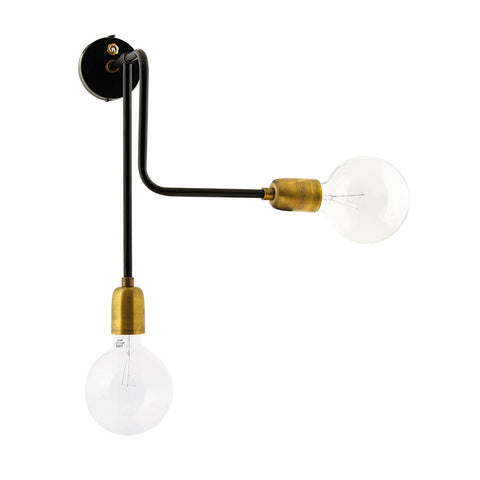 MOLECULAR DOUBLE SCONCE