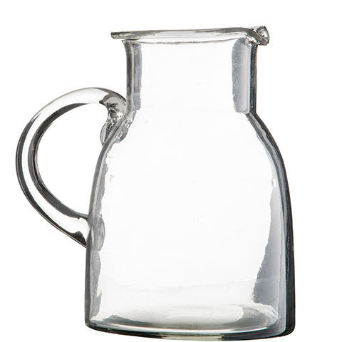 JARRO GLASS PITCHER