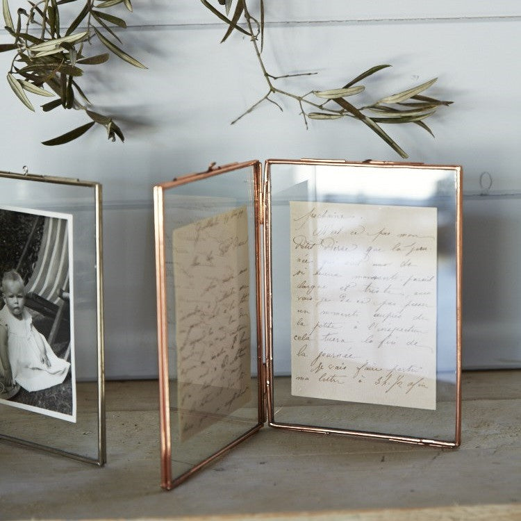 HERBARIUM DOUBLE COPPER