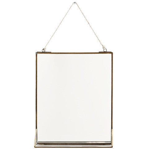 BORDE MIRROR SHELF