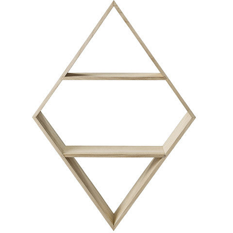 DIAMOS RHOMBUS SHELF
