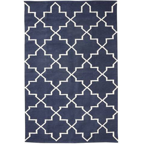 INDIGO TILE CARPET