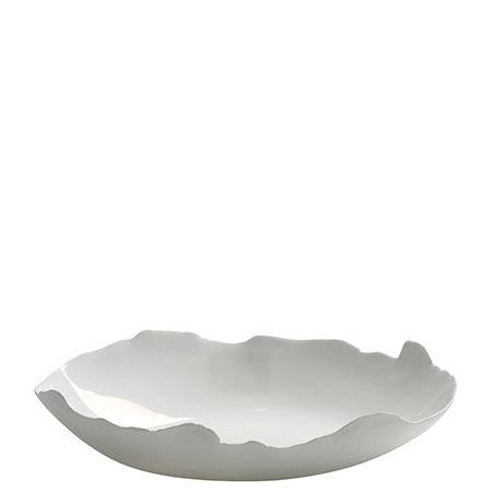 SHELL OVAL BOWL