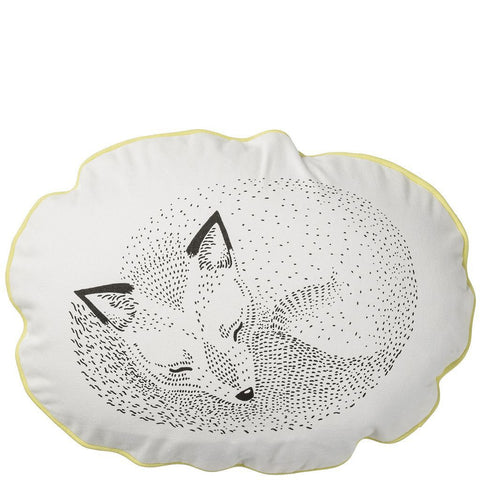 SLEEPING FOXY PILLOW
