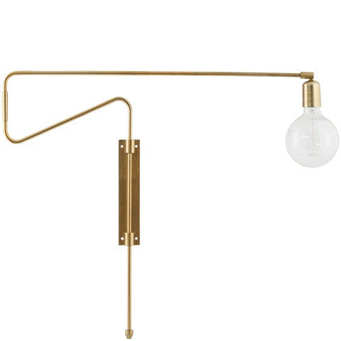 SWEENG GOLDEN SCONCE