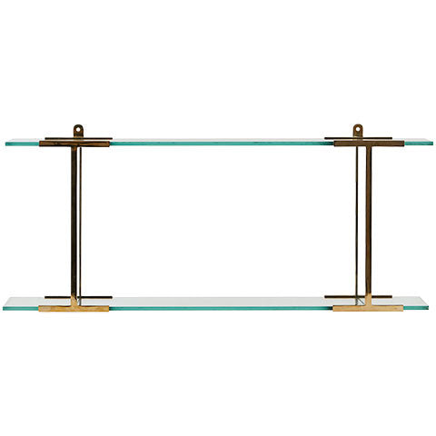 LITERA DOUBLE SHELF