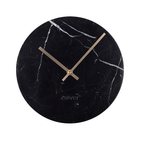 MARBLE TIME BLACK