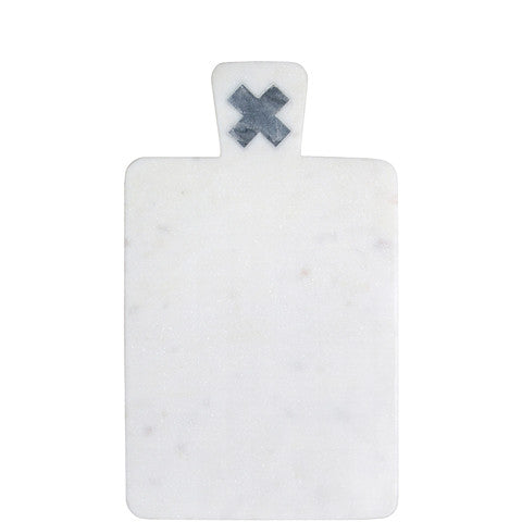 MARME CROSS GRAY MARBLE