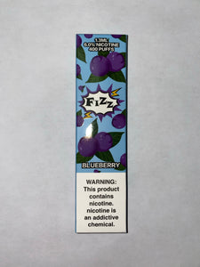 Fizz Disposable Pod Bars