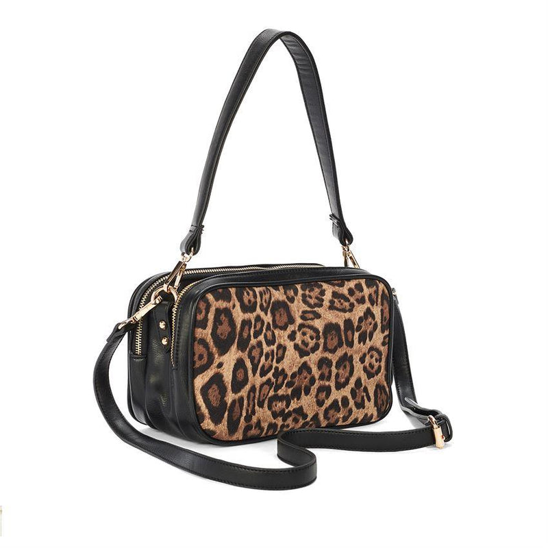 Leopard 2 Comp Crossbody