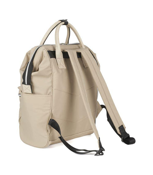 Ava Travel Backpack-Beige