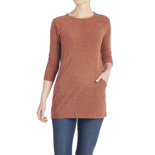 Mariana Pocketed Tunic