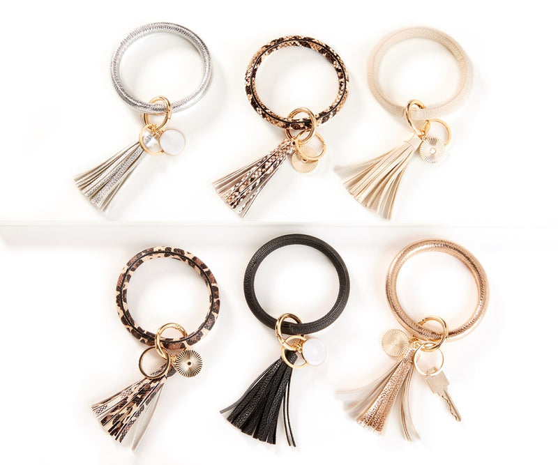 Bangle Bracelet Keychain