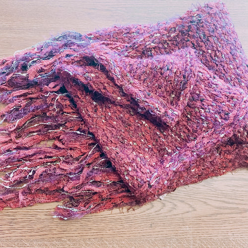 Mountain Mama Straight Scarf
